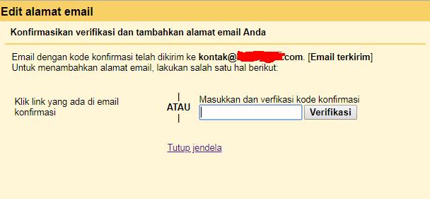 Cara Mengkonfigurasi Email Domain ke Gmail Terbaru 2018